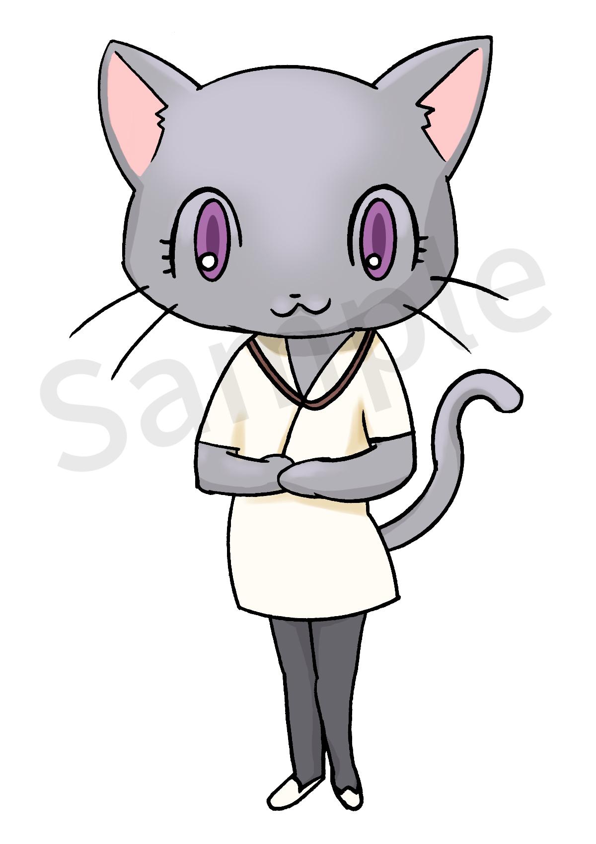 エスポワール猫